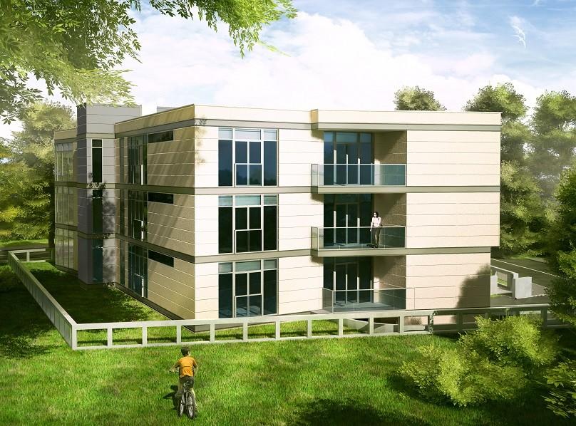 Budowa budynku biurowego